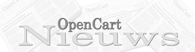 OpenCart Nieuws site